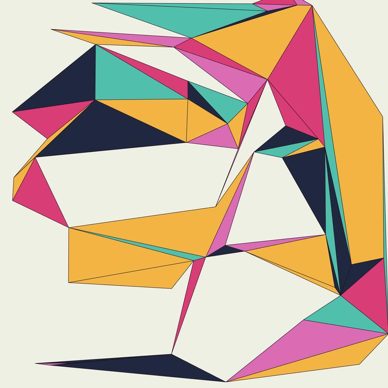 Objkt 13567: 2048x2048 Generative art loosely based on Voronoi algorithm, by @__orderandchaos
