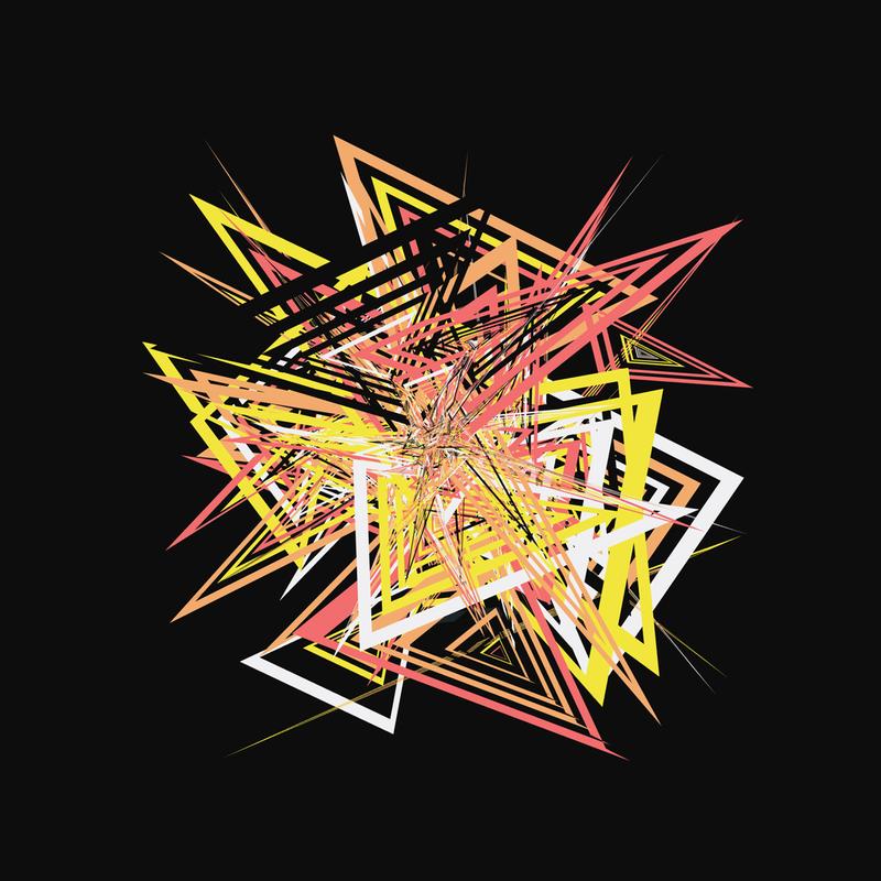 Objkt 28310: 2048x2048 Generative art written in Java with Processing. By @__orderandchaos